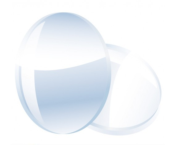 Очковая Линза Top Vision 1.67 AS Nu Polar HMC Brown/Grey